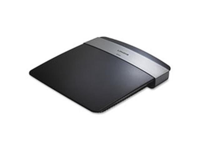 Linksys LNKE2500 Advanced Wireless Dual Band N Router, Black