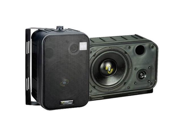 SOUND AROUND/PYLE INDUSTRIES PDMN58 6.5 Two-Way Bass Reflex Mini-Monitor System