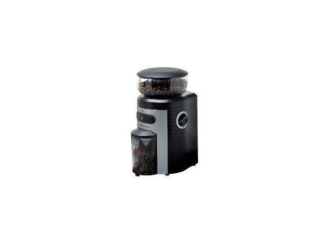 1105 Rapid Touch Grinder - Black Silver