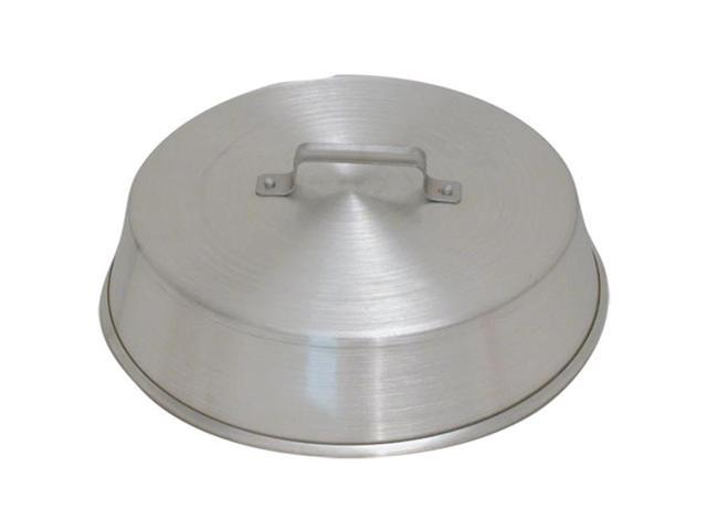 Town Food Service 34915 15 in. Aluminum Wok Cover