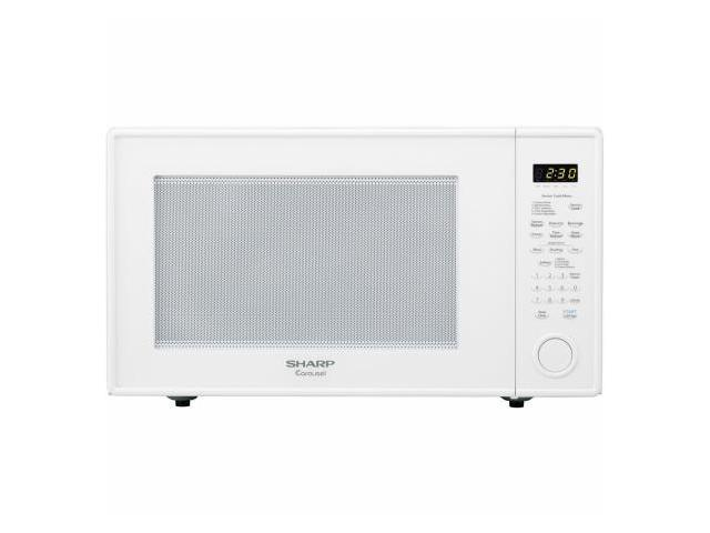 Sharp R659YW 2.2 cu. ft. Countertop Microwave Oven - White