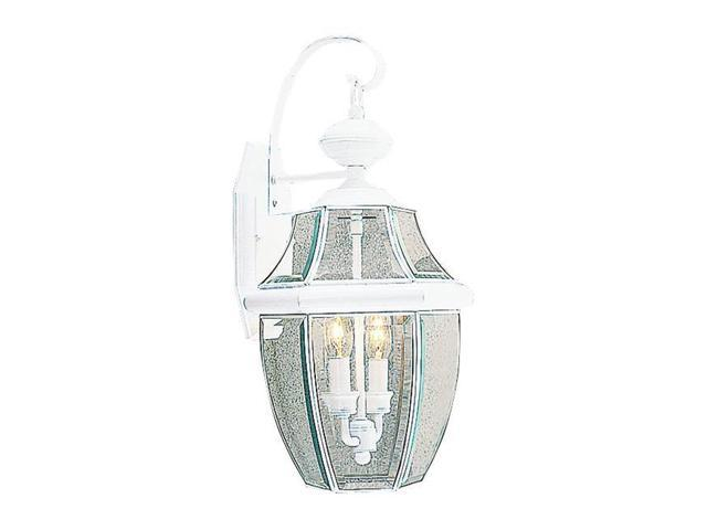 Livex 2251-03 Monterey Outdoor Light- White