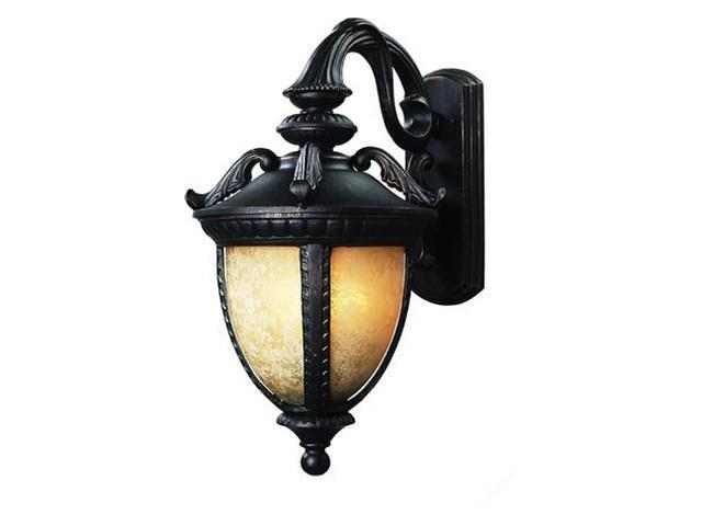 Z lite 2141S-BK Winchester 1-Light Outdoor Wall Fixture in Black