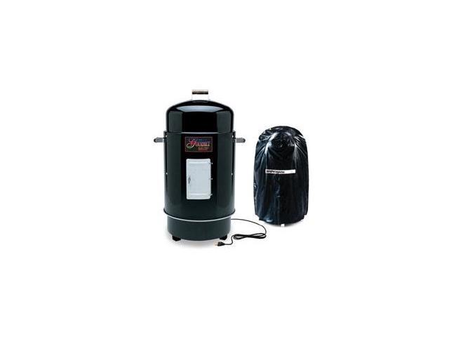 Brinkmann Gourmet Electric Smoker & Grill with Cover