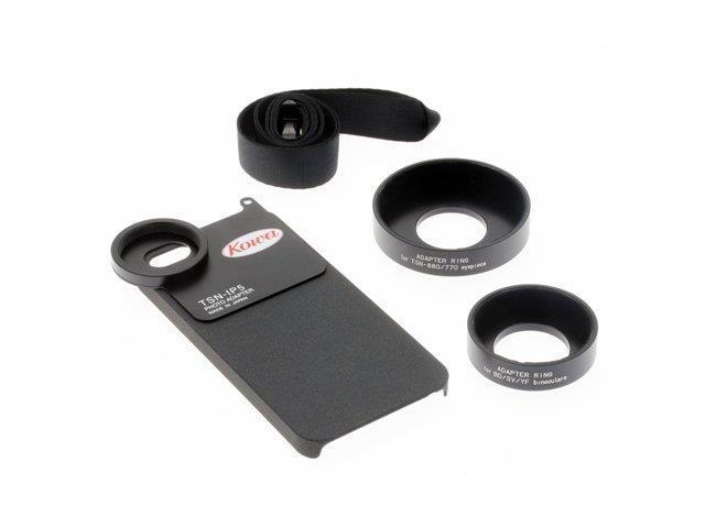 Kowa TSN-IP5 Photo Adapter For Iphone 5, Black