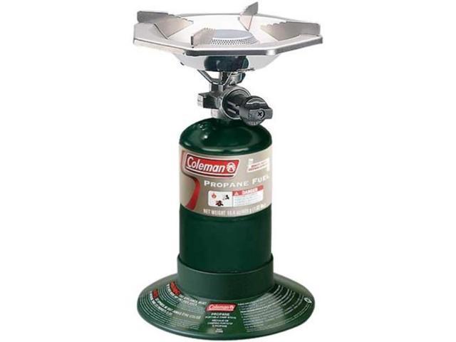 Coleman 765690 1 Burner Bottle Top Stove Green