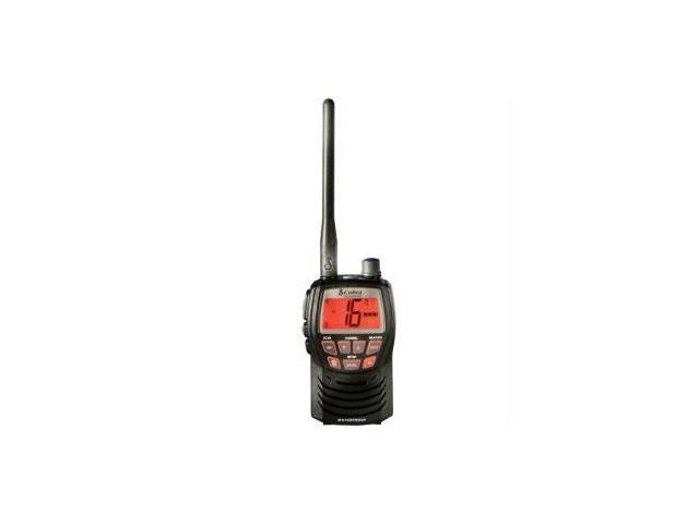 Cobra MRHH350FLT Floating Handheld VHF Radio