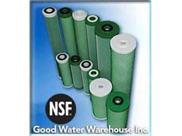 Filtrex FILTREX-FXB20RFL Green Radial Flow Cartridges