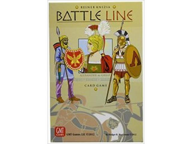 Gmt Games 0012-11 Battle Line Board Game