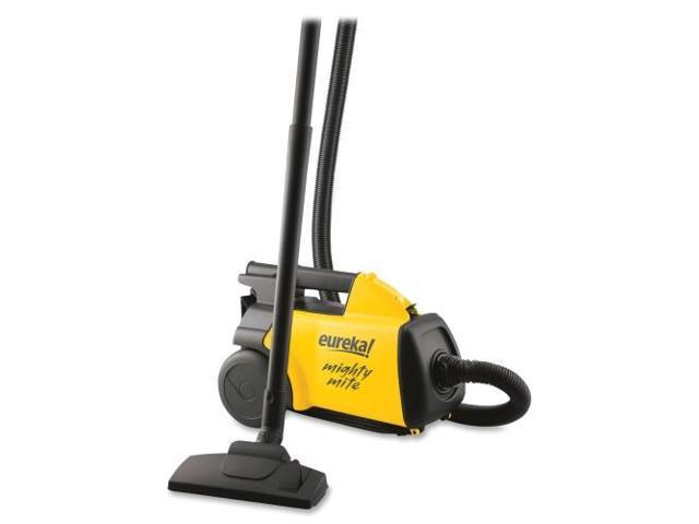Electrolux Floor Care Company 3670 Lightweight Mighty Mite Canister Vacuum, 9A Motor, 8.2 lb, Yellow