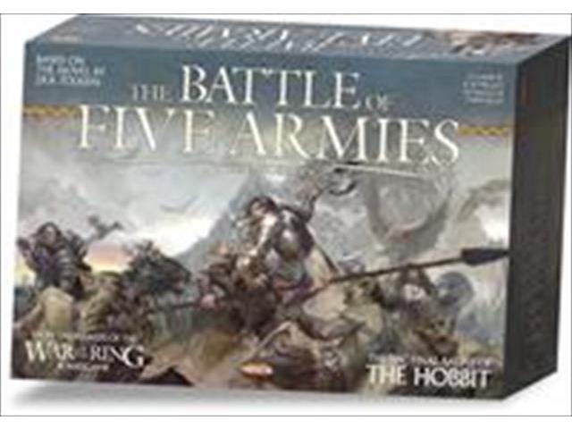 Ares Games Srl WOTR010 The Battle Of Five Armies