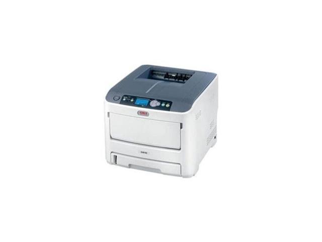 Okidata 62433407 C610cdn Laser Printer, Network-Ready, Duplex Printing