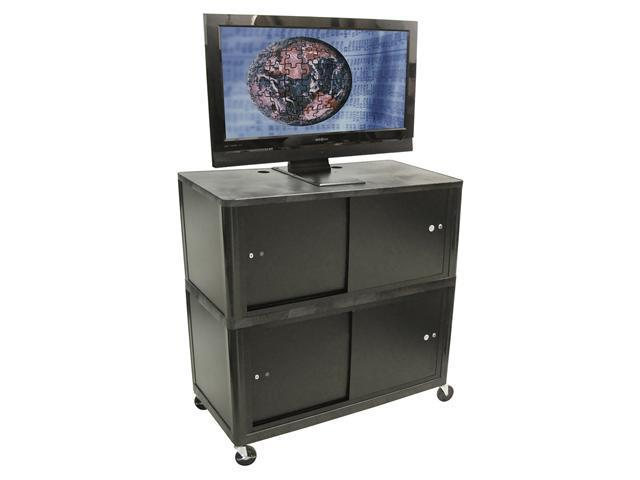 Luxor Mobile Plasma/LCD TV Carts & Stands 48