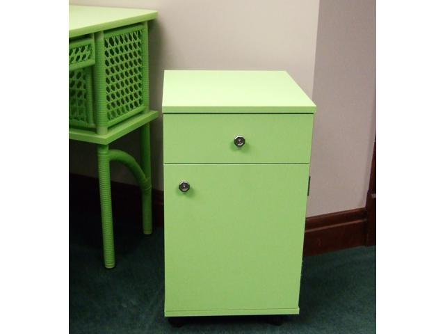 Arrow Suzi Sewing Craft Machine Storage Cabinet With Four Drawer Green