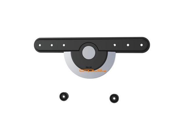 Cmple Fixed Tv Wall Mount Ultra Slim Automatic Lock Mechanism 32