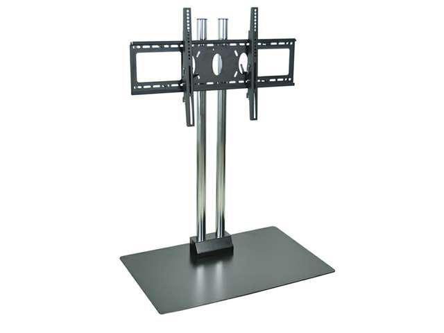 Offex WPSMS44CH Stationary Flat Panel TV Stand and Mount
