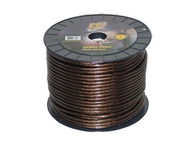 GSI 8 Gauge Power.Ground Cables