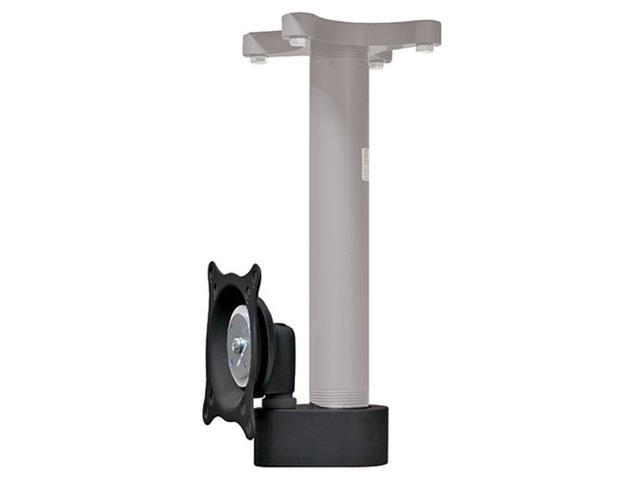 Chief Adjustable F Series Flat Panel LCD Monitors Ceiling Extension Column Mount 40lbs Black