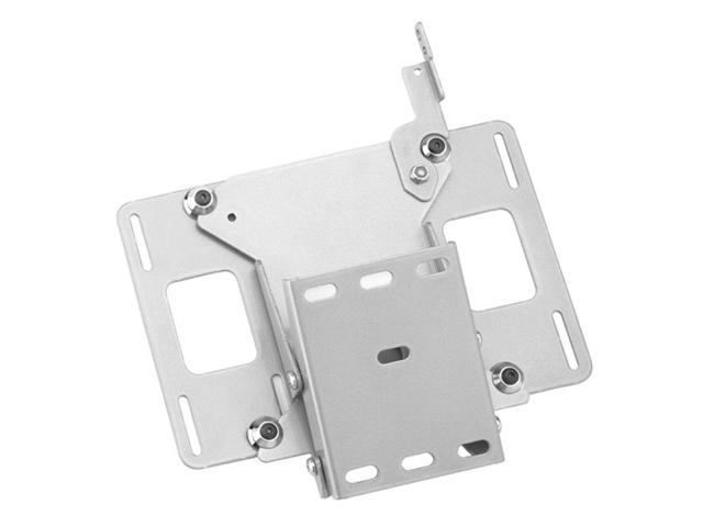 Chief Flat Panel Display LCD Monitor Pitch Adjustable Wall Mount Vesa 45lbs Silver