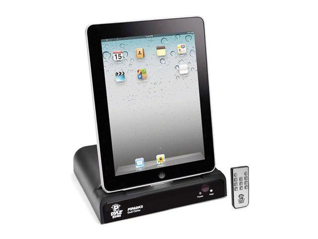 Pyle Universal iPod/ipad/iPhone Docking Station For Audio & Video Output Charging - Sync W/iTunes And Remote control