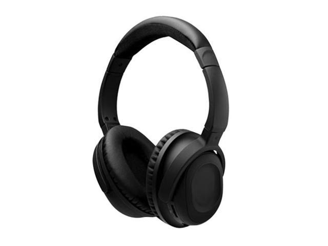 Pyle Home Comfort Zone Sound High-Fidelity Noise-Canceling Headphones with Carrying Case