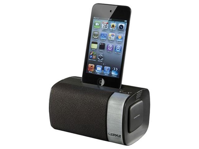 PyleHome Indoor Outdoor Ipod Itouch IPhone Audio Docking Portable Speaker System