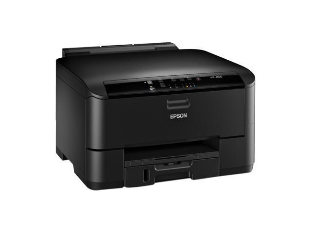 Epson WorkForce Pro WP-4020 Inkjet Printer - Color - Plain Paper Print-Desktop