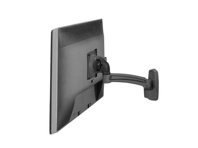 Chief K2 Wall MNT Single Display 1l Arm Black