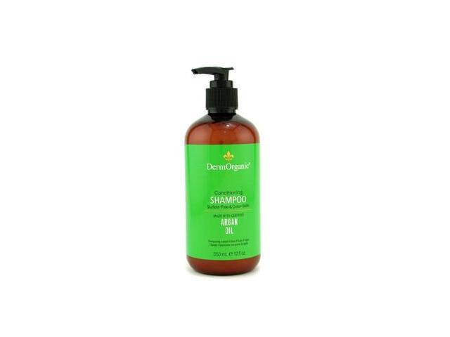 Argan Oil Sulfate-Free & Color-Safe Conditioning Shampoo by DermOrganic