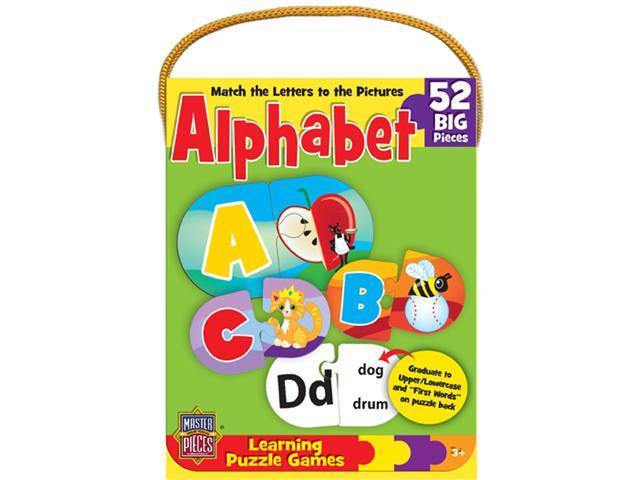 Puzzle Game - Alphabet Matching Game