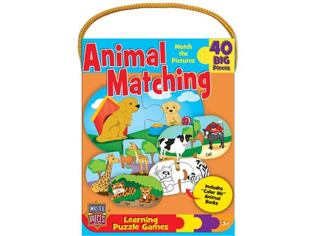 Puzzle Game - Animal Matching Game