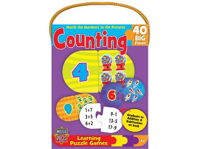 Puzzle Game - Counting Matching Game