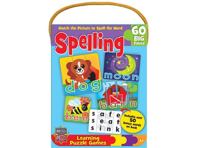 Puzzle Game - Spelling Matching Game