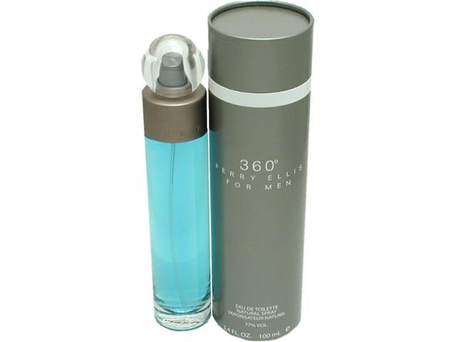 PERRY ELLIS 360 by Perry Ellis EDT SPRAY 3.4 OZ for MEN