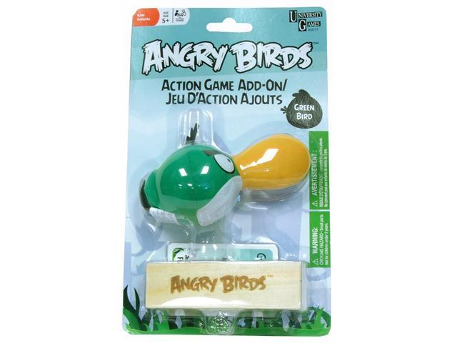 Angry Birds Action Game Add On Assorted Green Toucan Bird
