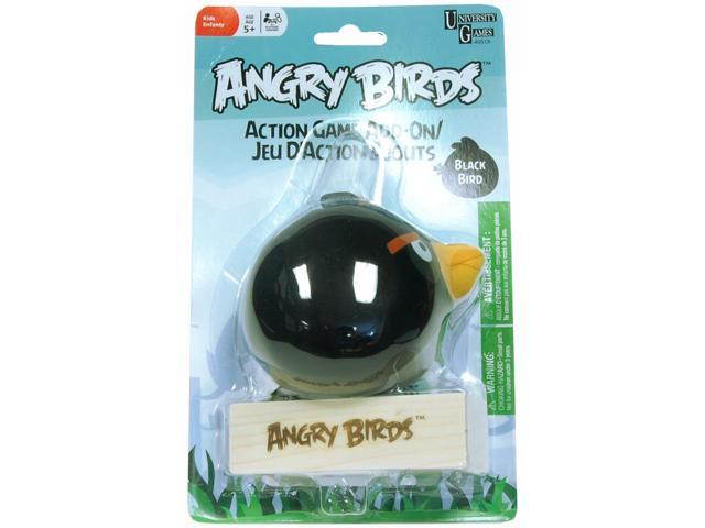 Angry Birds Action Game Add On Assorted Black Bird