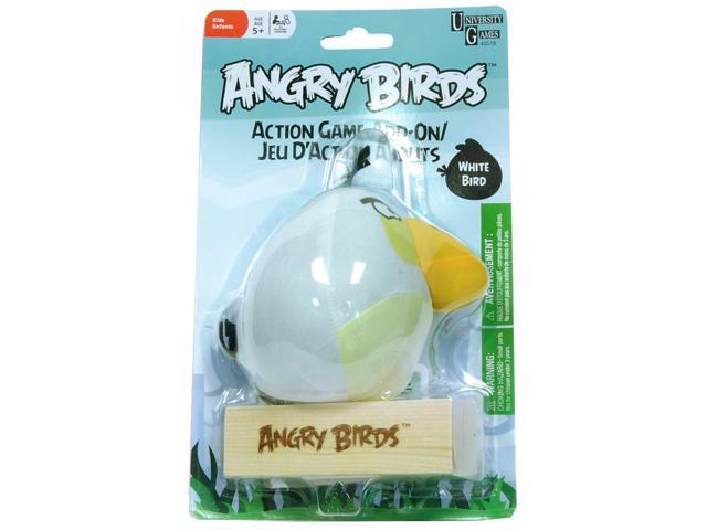 Angry Birds Action Game Add On Assorted White Bird