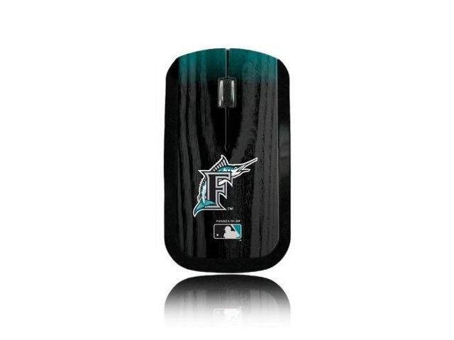 Miami Marlins Wireless USB Mouse