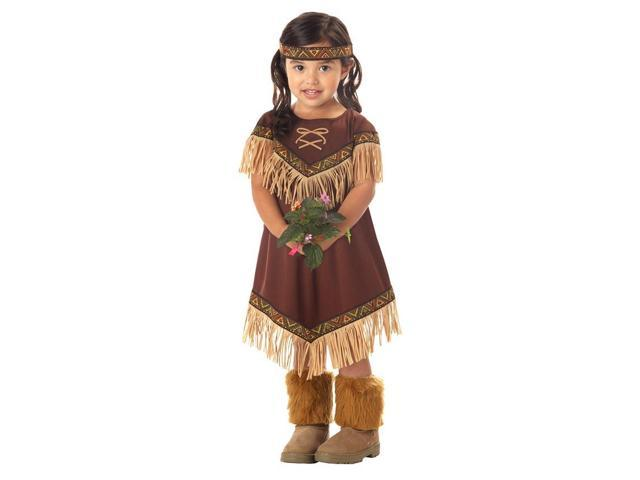 Toddler Girl Native American Costume Girl Child Costume Toddler