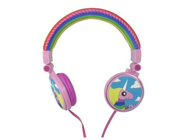 Adventure Time Stereo Headphones: Lady Rainicorn