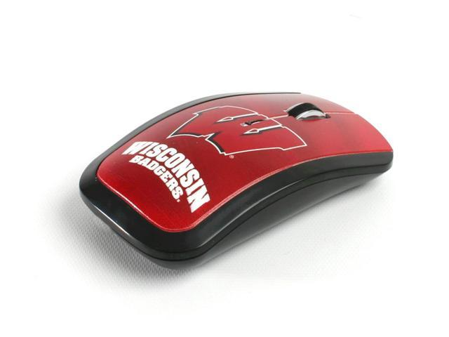 Wisconsin Badgers Wireless USB Mouse