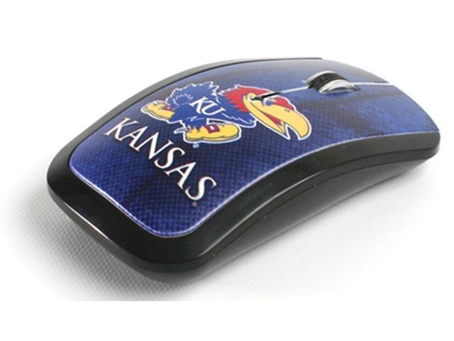 Kansas Jayhawks Wireless USB Mouse