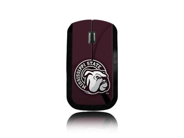 Mississippi Bulldogs Wireless USB Mouse