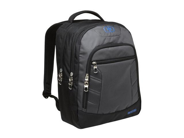 Ogio Colton Laptop Backpack (Electric Blue / Diesel Grey)
