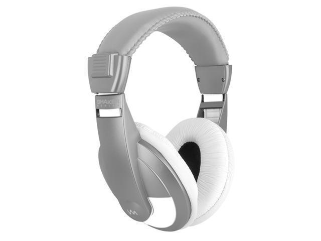 VM Audio SRHP15 Stereo Over the Ear DJ Headphones (Gray)