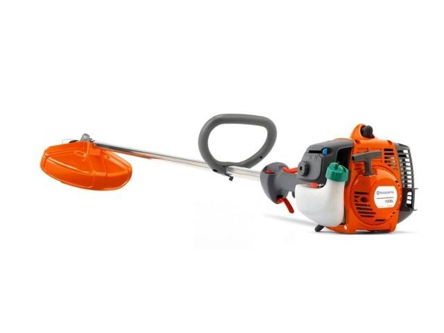 Husqvarna 128L Gas-Powered Straight-Shaft String Weed Eater Trimmer - 952711946