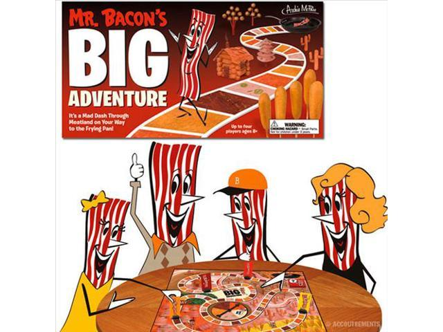 Mr. Bacons Big Adventure Board Game