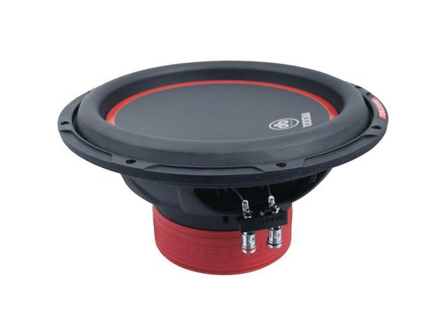 DB DRIVE K4 10D4 10in 1000-Watt 4Ohm OKUR K4 Series Subwoofer