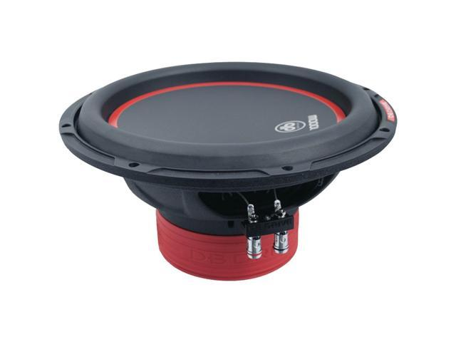 DB DRIVE K4 12D4 12in 1000-Watt 4Ohm OKUR K4 Series Subwoofer