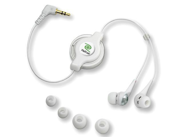 Emerge Tech ETIPODAUDIO Canal Stereo Headphones